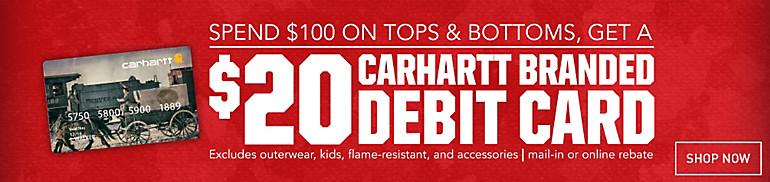 Carhartt Rebate