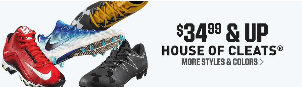 Shop Football House Of Cleats