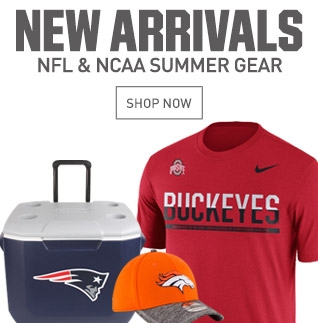 Shop NCAA Summer Gear
