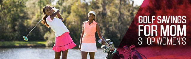 Shop Golf Savings For Mom