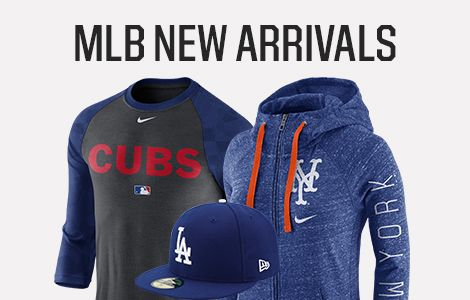 Shop MLB New Arrivals