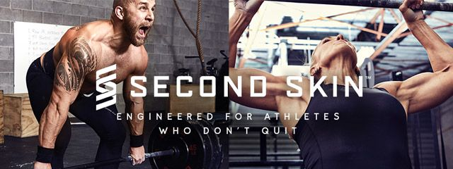 Shop Second Skin Compression Apparel