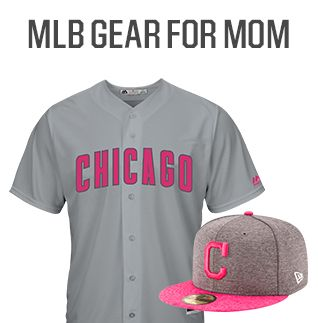 Shop MLB Gear For Mom