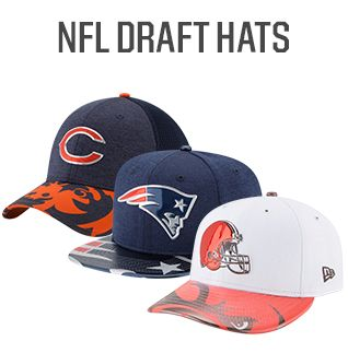 Shop NFL Draft Hats