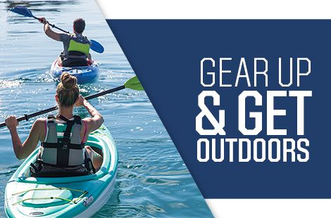 Shop Outdoors Gear