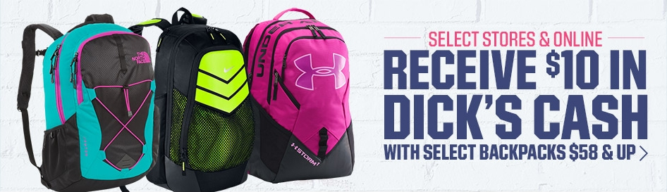 Shop Back To School Backpacks