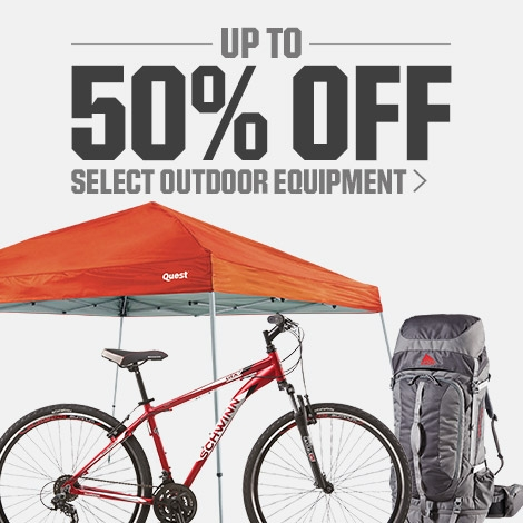 Shop Outdoor Equipment
