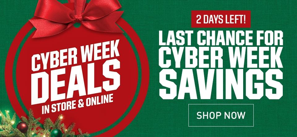 Shop Cyber Week