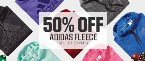 Shop 50% Off Adidas Fleece