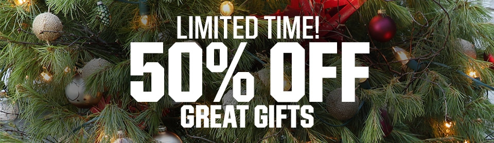 Shop 50% Off Great Gifts