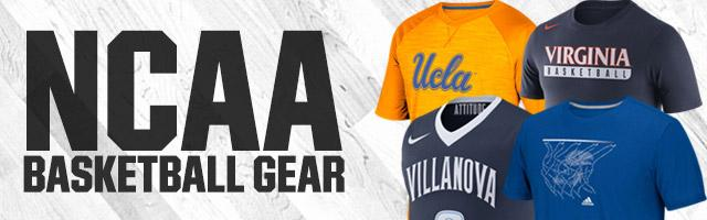 Shop NCAA Basketball Gear