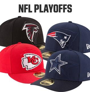Shop NFL Playoff Gear