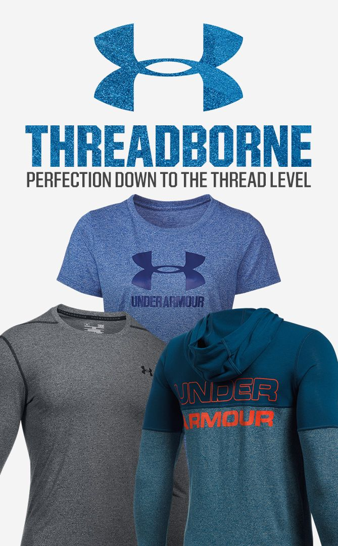Shop Under Armour Threadborne