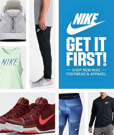 Shop New Nike