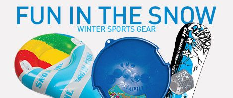 Shop Snow Gear