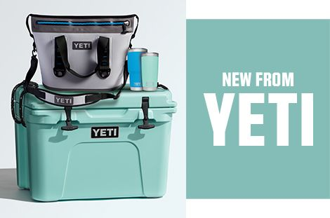Shop New YETIs