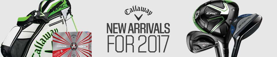 Shop Callaway New Arrivals