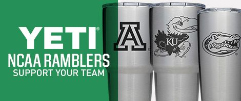 Shop YETI NCAA Ramblers