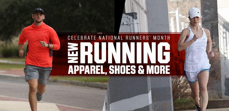 Shop New Running Gear