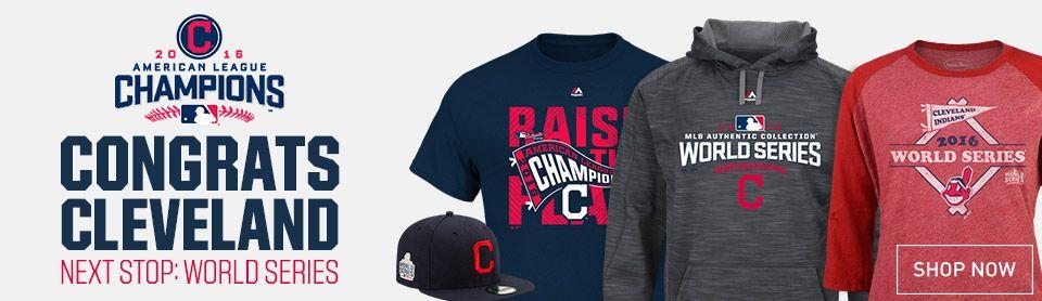 Congrats Cleveland Indians