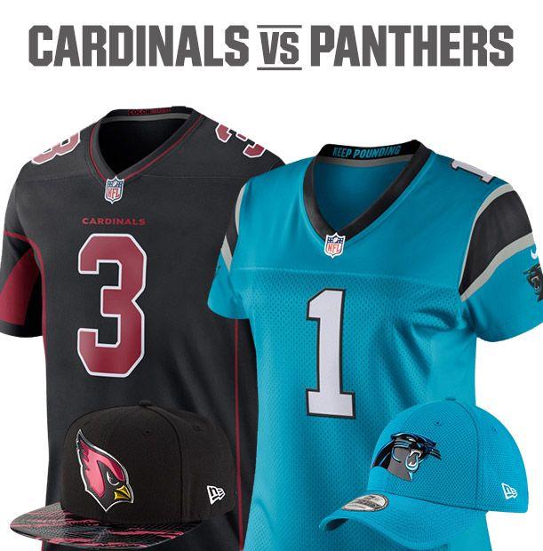 Cardinals vs Panthers