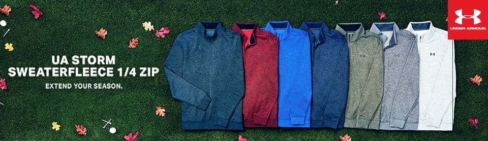 Shop Under Armour Golf Layering
