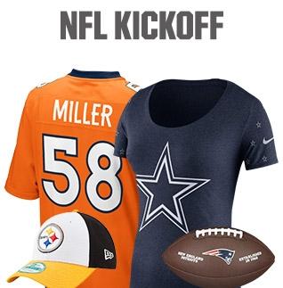 Shop NFL Kickoff