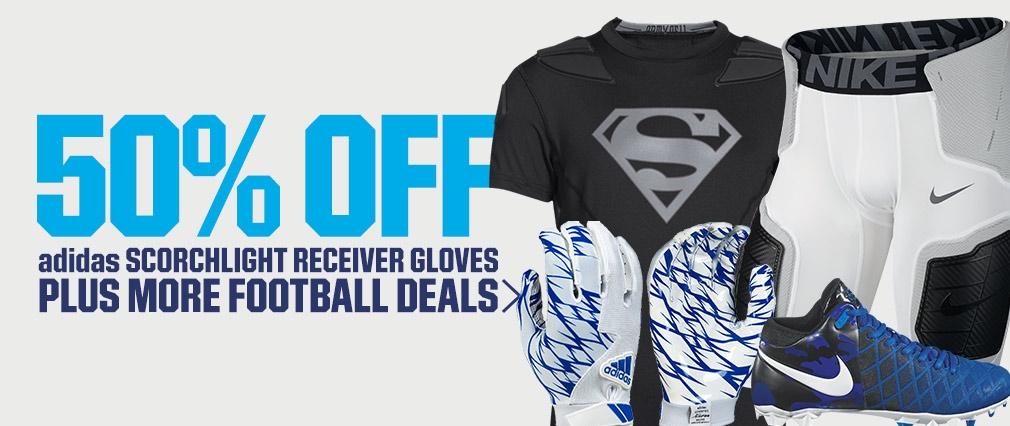 Shop Football Gear