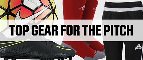 Shop Top Soccer Gear