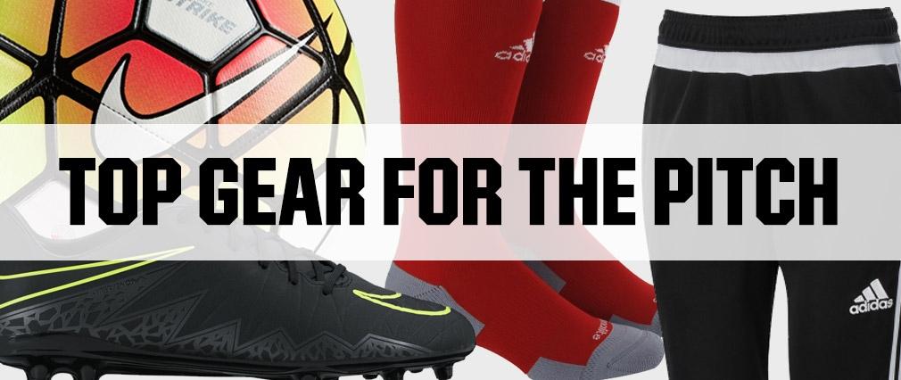 Shop Top Soccer Gear