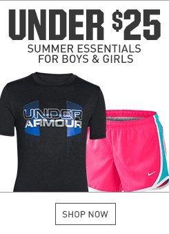 Shop Under Armour Youth Apparel