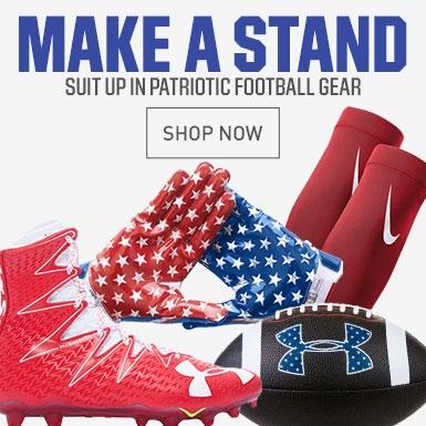 Shop UA Football