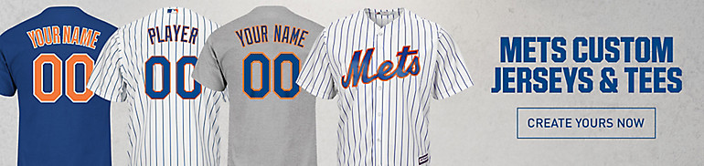 Mets Custom Jerseys