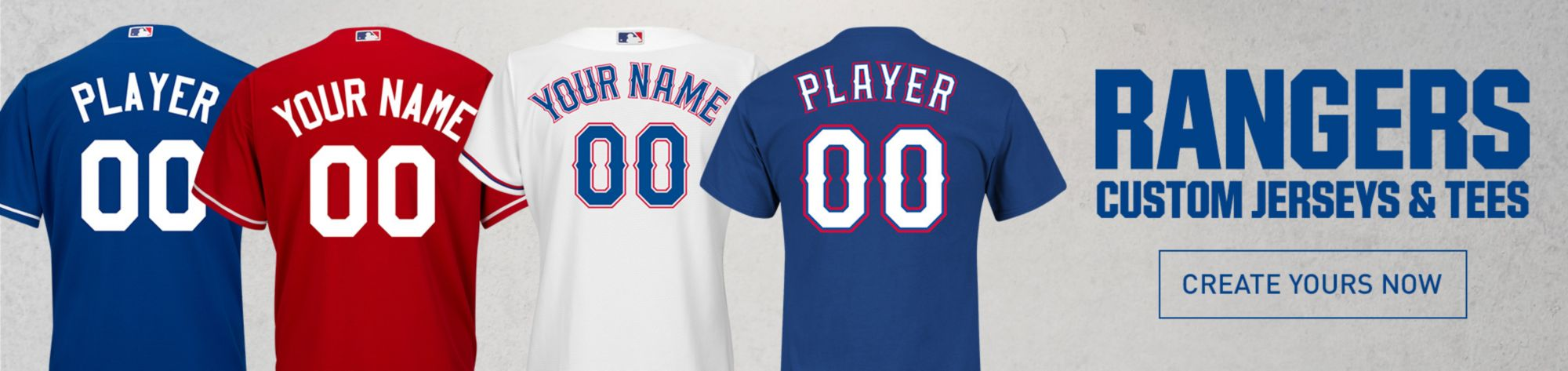 Texas Rangers Apparel & Gear