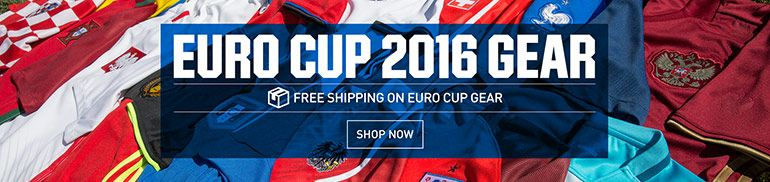2016 Euro Cup Gear