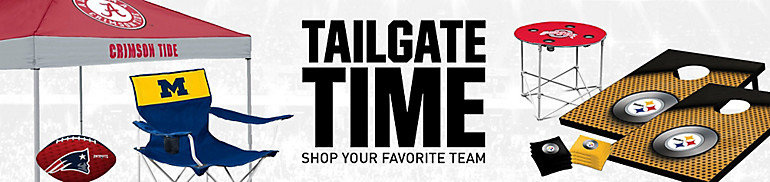 Fan Gear Tailgate Shop