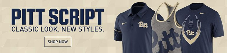 Pitt Panthers Script Pitt Gear