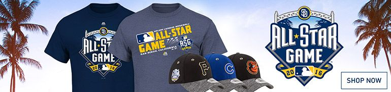 MLB All-Star Game Apparel and Gear