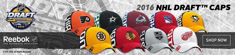 2016 NHL Draft Caps