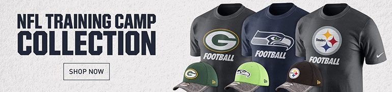 NFL Training Camp Apparel and Hats