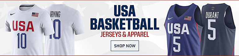 USA Basketball Apparel