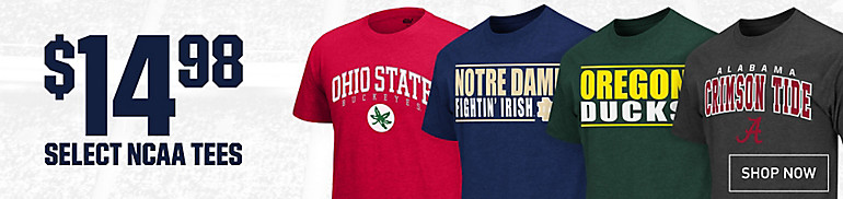 NCAA Men's Tees