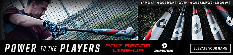 DeMarini BBCOR Baseball 2017