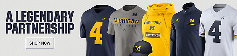 Nike Michigan Gear
