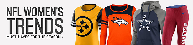 NFL Women's Trend Shop