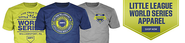 Little League World Series Apparel