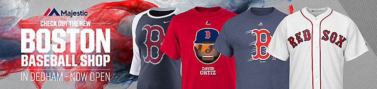 Red Sox Store Opening