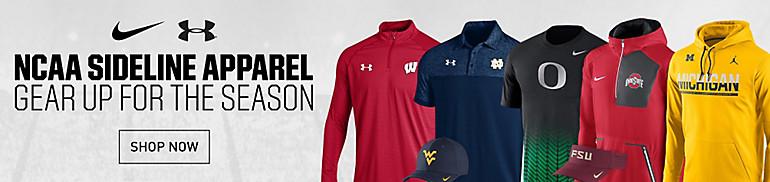 NCAA Sideline Gear