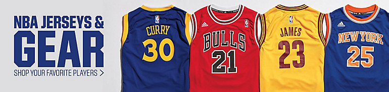 NBA Player Jerseys and Gear