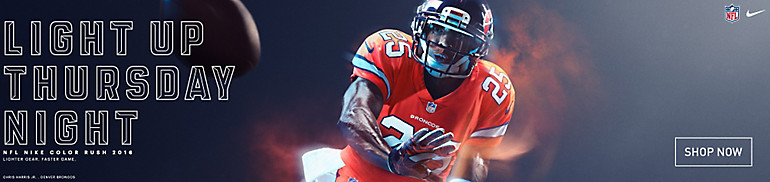 Broncos Color Rush